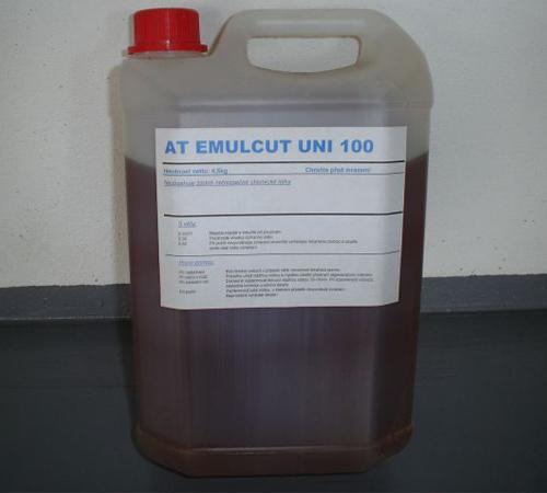 Chladící řezná emulze UNI COOL E 100 T