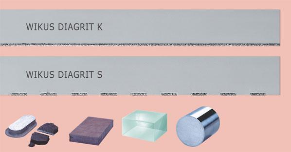 Diamantový pilový pás Wikus Diagrit K