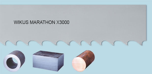 Bimetalický pilový pás Wikus Marathon X3000